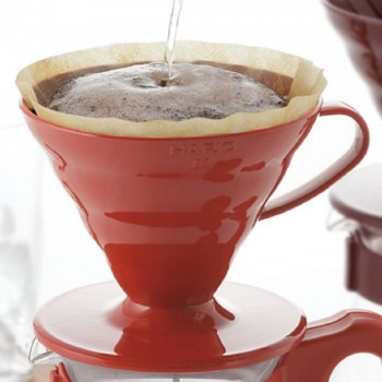 Cafetera Dripper Hario V60 Cerámica 02